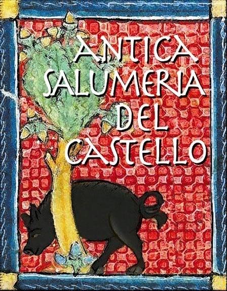 logo Antica Salumeria Castello