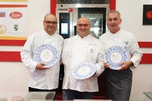 Ambasciatori del gusto del Messina Street Food FEst 2018 Freni Arena Caliri