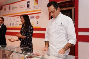 Chef Giovanni Lullo Messina Street Food Fest
