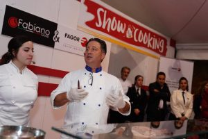 Chef Licia e Nunzio Campisi Messina Street Food Fest
