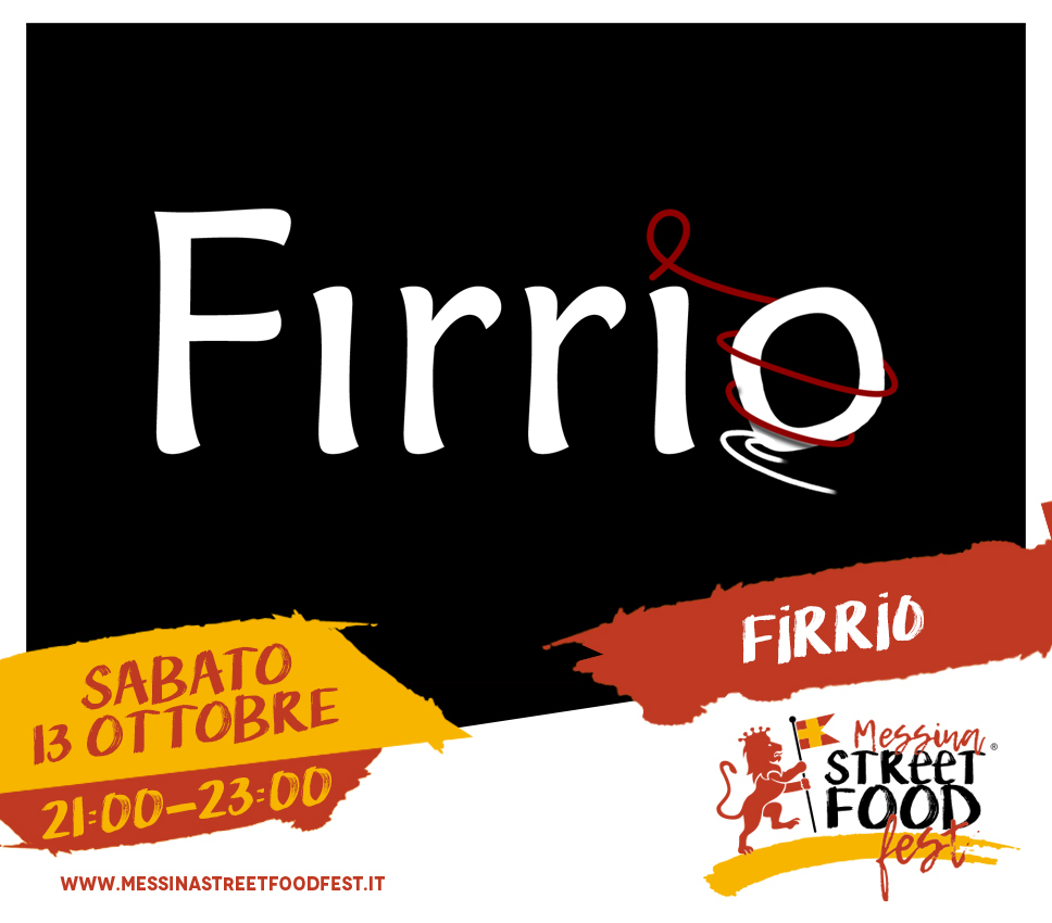 Messina Street Food Fest 2018 Spettacolo Firrio
