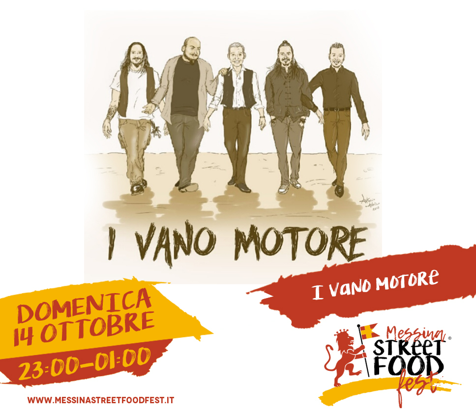 Messina Street Food Fest 2018 Spettacolo I vano motore