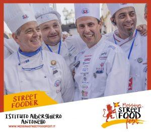 Street Fooder Istituto Alberghiero Antonello Messina