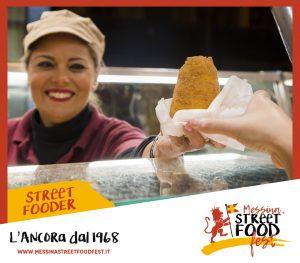 Street Fooder L'Ancora dal 1968