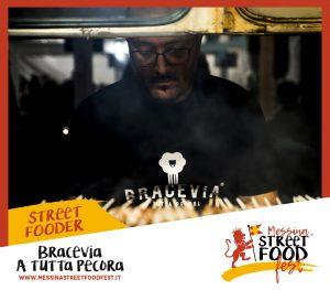 Street Fooder Bracevia a tutta pecora