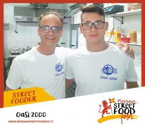 Street Fooder Oasi 2000