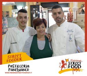 Street Fooder Pasticceria Panebianco
