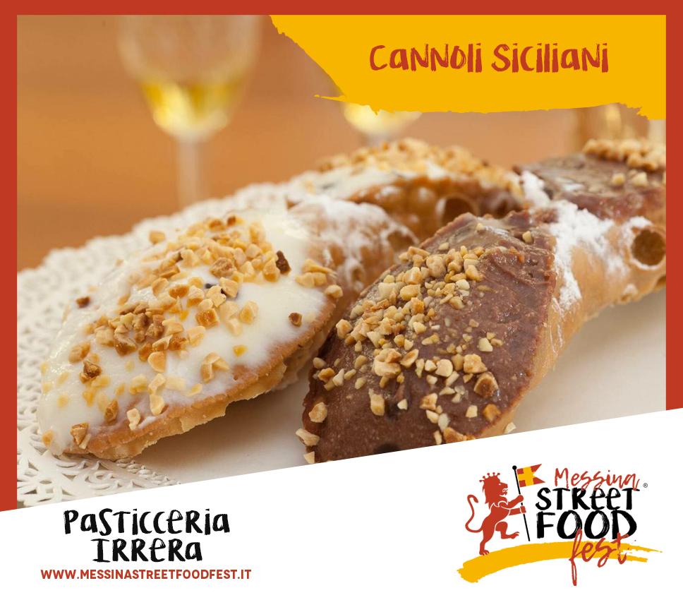 Pasticceria Irrera Cannoli siciliani