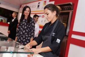 Chef Ambra Gigante Messina Street Food Fest