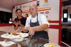 Chef Giuseppe Raciti Messina Street Food Fest