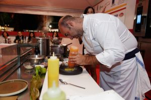 Chef Seby Sorbello Messina Street Food Fest