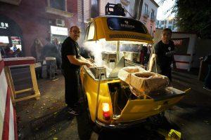 Messina Street Food Fest spazio arrosticini abruzzesi